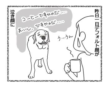 羊の国のラブラドール絵日記シニア!!「反省エビスくん」4