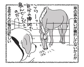 羊の国のラブラドール絵日記シニア!!「主任と現場監督」3