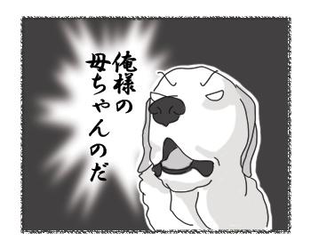 羊の国のラブラドール絵日記シニア!!「ゾーイとエビス」3