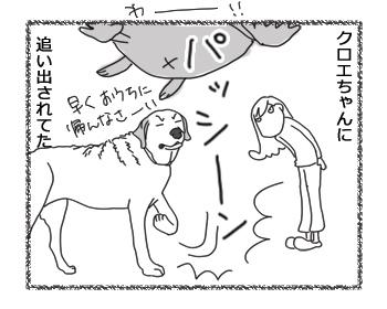 羊の国のラブラドール絵日記シニア!!「キャッチ&リリース」4