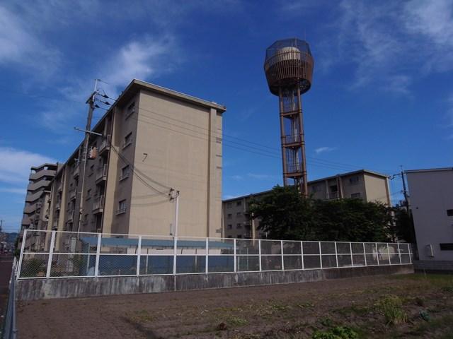 2010年の大阪市営長吉長原西第2住宅