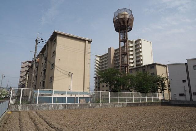 2014年の大阪市営長吉長原西第2住宅