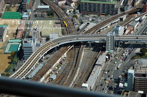 線路と高速