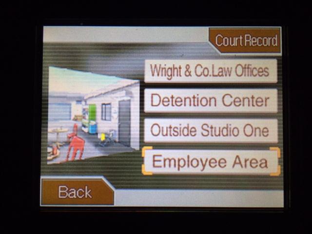 逆転裁判 北米版 ディレクター3