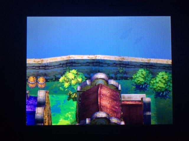 ドラクエ4 北米版 橋の修復とエンドア城下町23