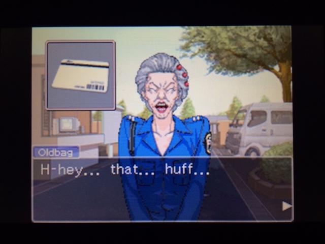 逆転裁判 北米版 オールドバグwith Mia38