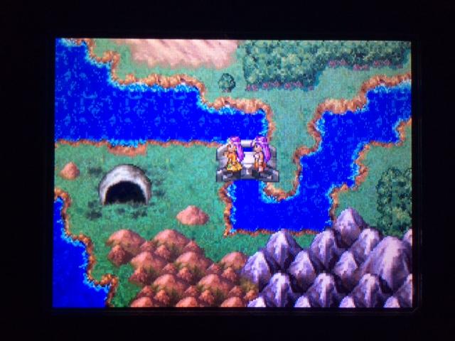 ドラクエ4 北米版 西の洞窟とウージャム2