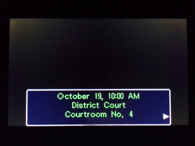 逆転裁判 北米版 ウィル法廷冒頭18