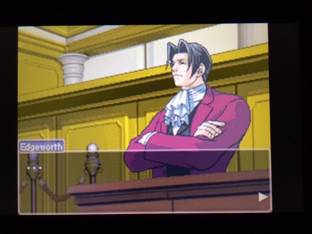 逆転裁判 北米版 マネラ・証言6