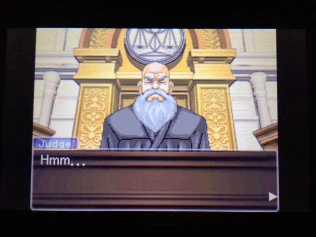 逆転裁判 北米版 マネラ・証言24
