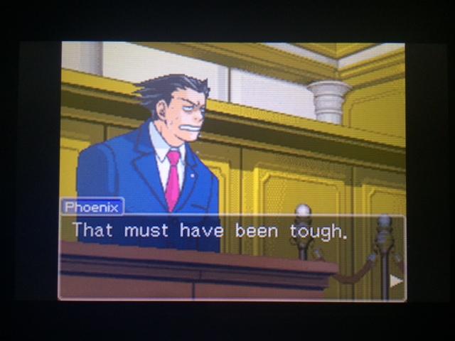 逆転裁判 北米版 マネラ・証言31
