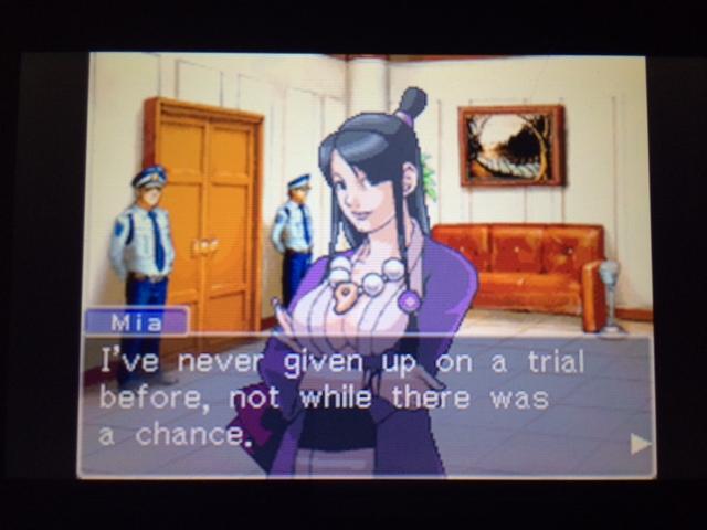 逆転裁判 北米版 マネラ証言後22