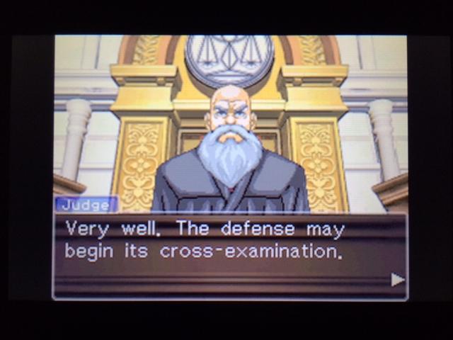 逆転裁判 北米版 コーディーの証言9
