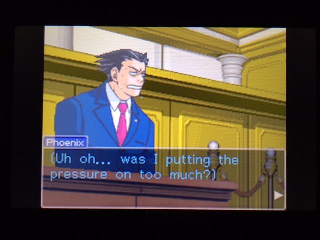 逆転裁判 北米版 コーディーの証言21