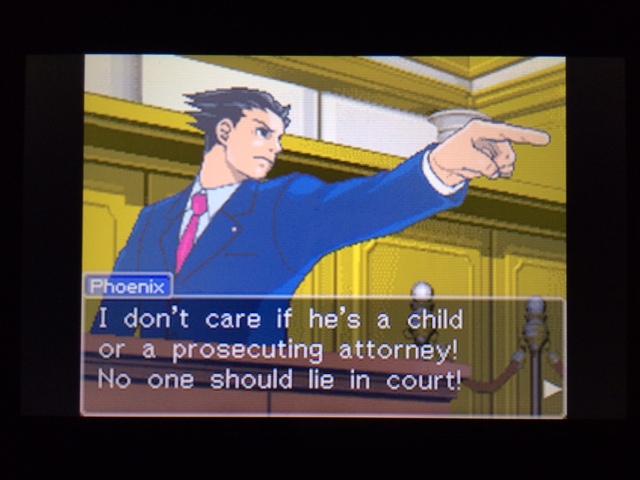 逆転裁判 北米版 コーディーの証言32