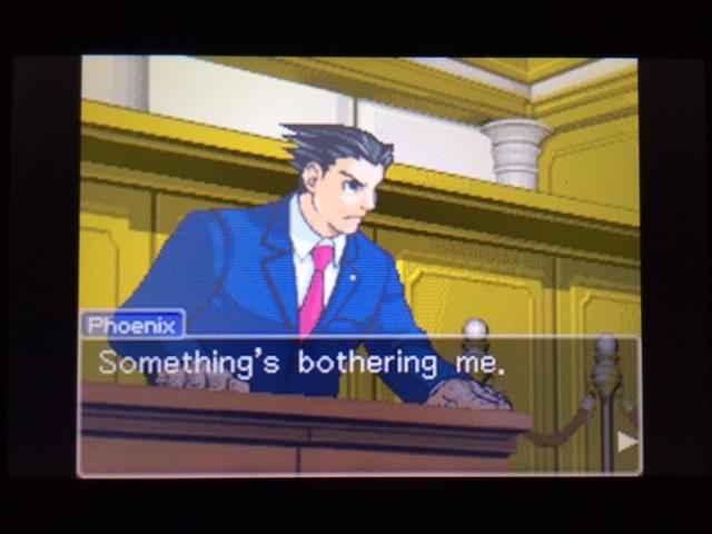 逆転裁判 北米版 コーディー証言 何を見たのか25