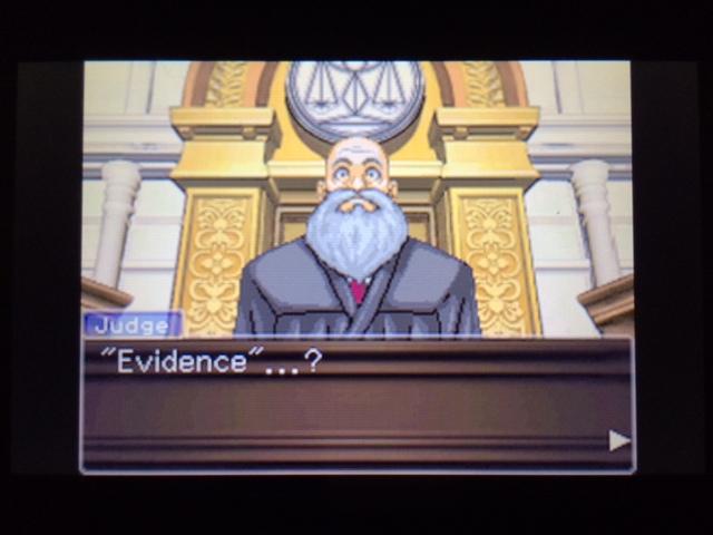 逆転裁判 北米版 コーディーが見ていなかった理由6