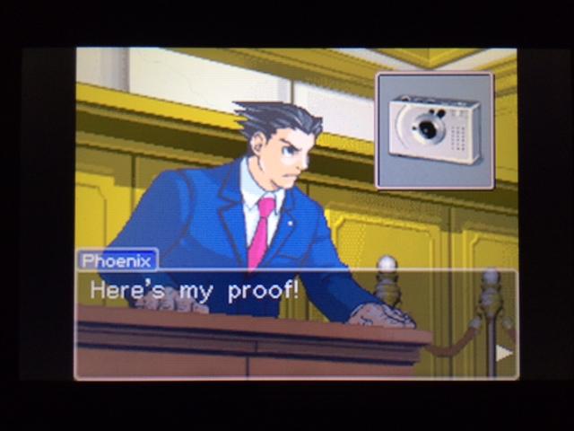 逆転裁判 北米版 コーディーが見ていなかった理由9