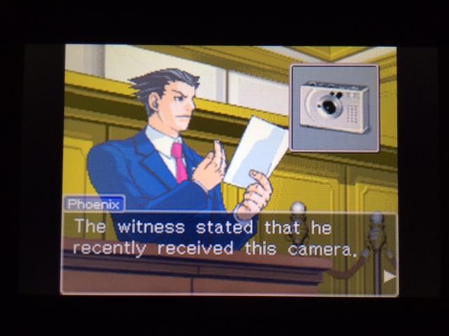 逆転裁判 北米版 コーディーが見ていなかった理由11