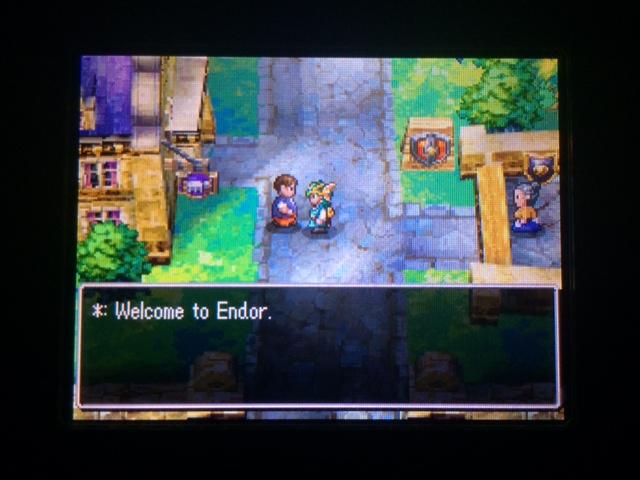 ドラクエ4 北米版 エンドアの姉妹14