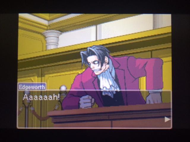逆転裁判 北米版 本当の事件現場7