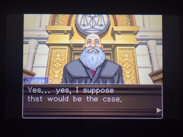 逆転裁判 北米版 本当の事件現場25