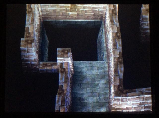 ドラクエ4 北米版 信頼の洞窟24