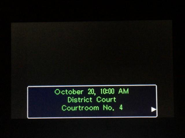 逆転裁判 北米版 ウィル・パワーズ審理最終日オープニング1
