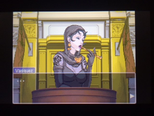 逆転裁判 北米版 ウィル・パワーズ審理最終日オープニング18
