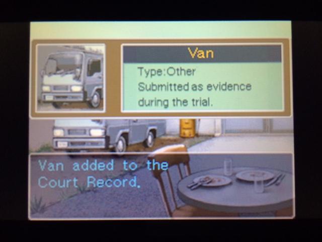 逆転裁判 北米版 ヴァスケズ最初の証言17