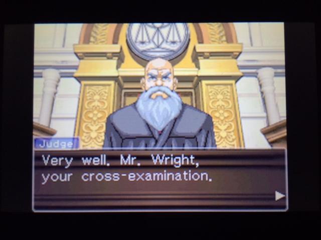 逆転裁判 北米版 ヴァスケズ最初の証言19