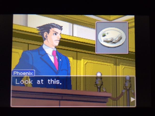 逆転裁判 北米版 ヴァスケズ最初の証言28