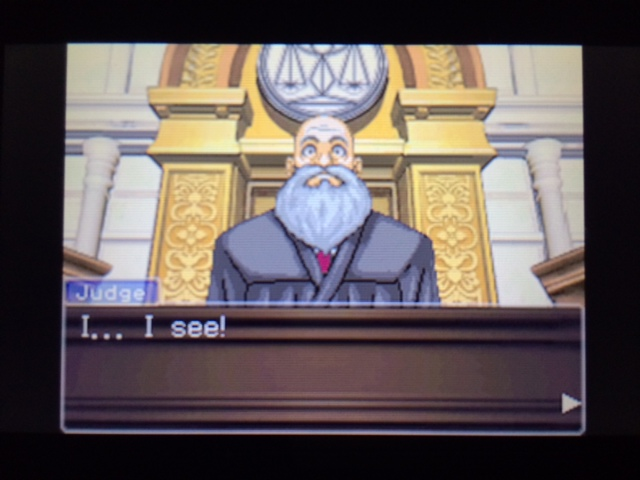 逆転裁判 北米版 ヴァスケズ最初の証言44