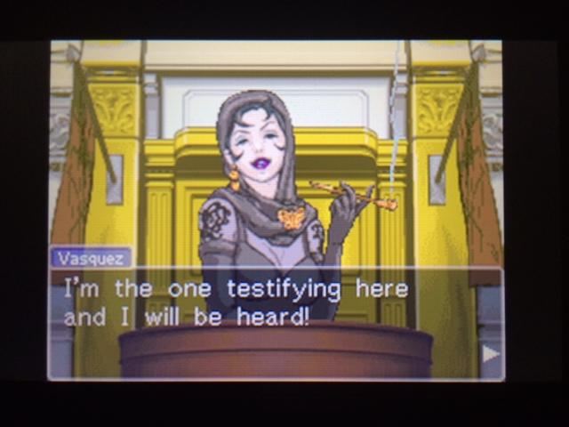 逆転裁判 北米版 本当の凶器14