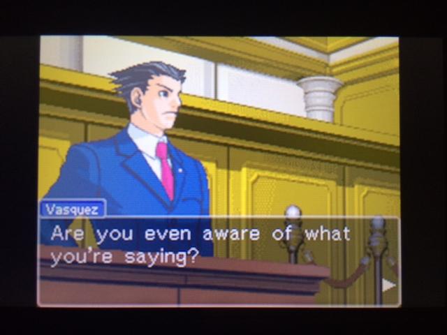 逆転裁判 北米版 本当の凶器17