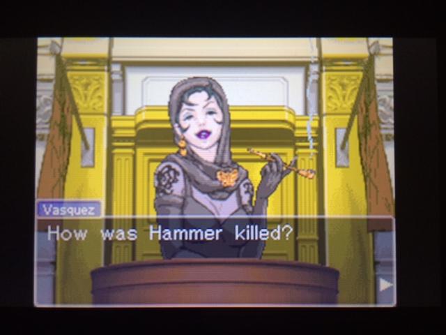逆転裁判 北米版 本当の凶器19
