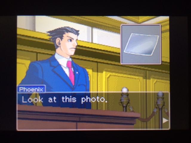 逆転裁判 北米版 本当の凶器26