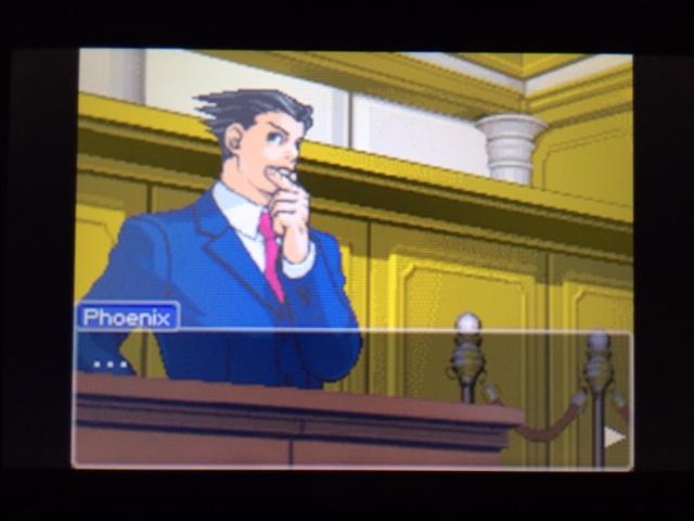 逆転裁判 北米版 休憩の真実24