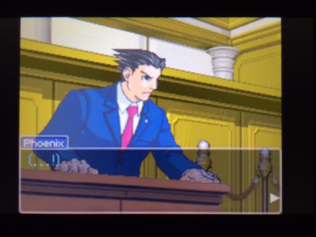 逆転裁判 北米版 ヴァスケズの証言終了?6