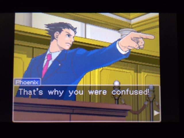 逆転裁判 北米版 ヴァスケズが台本を持って行かなかった理由33