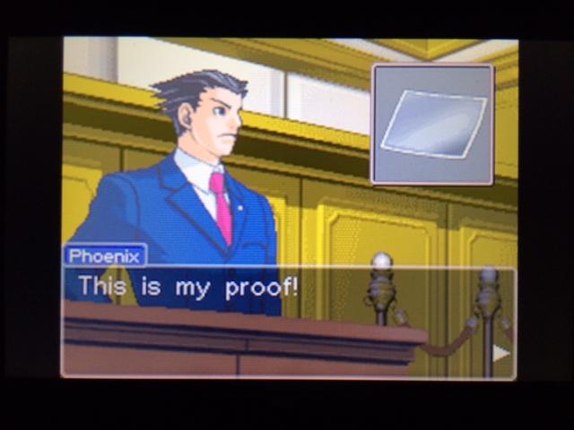 逆転裁判 北米版 弁護側と検察側の追究17