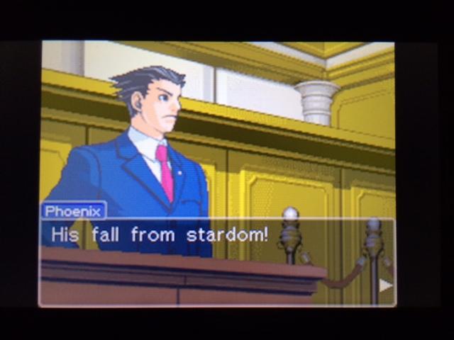 逆転裁判 北米版 弁護側と検察側の追究26