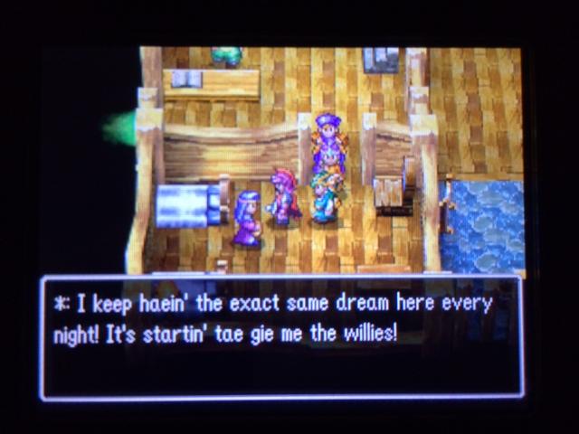 ドラクエ4 北米版 ストラスベイルの不思議な夢12