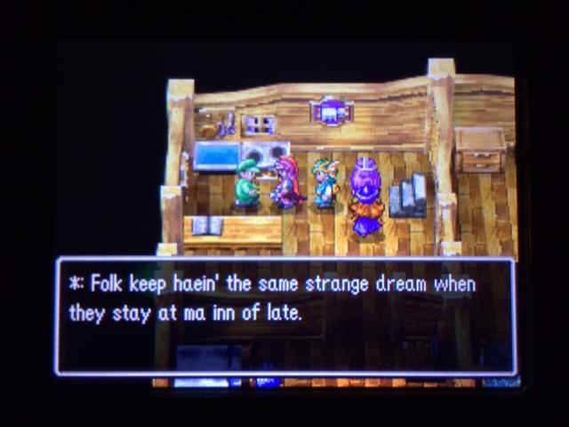 ドラクエ4 北米版 ストラスベイルの不思議な夢13