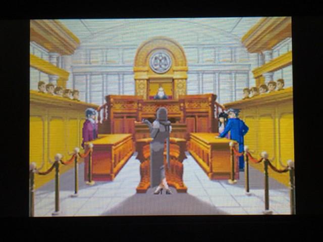 逆転裁判 北米版 ディー・ヴァスケズという名の女23