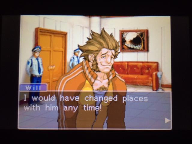 逆転裁判 北米版 無実のウィル・パワーズ22
