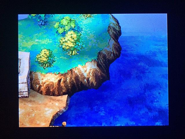 ドラクエ4 北米版 リヴァートンとコロッサスの巨像3