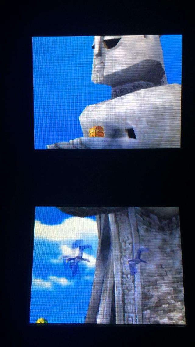ドラクエ4 北米版 リヴァートンとコロッサスの巨像46