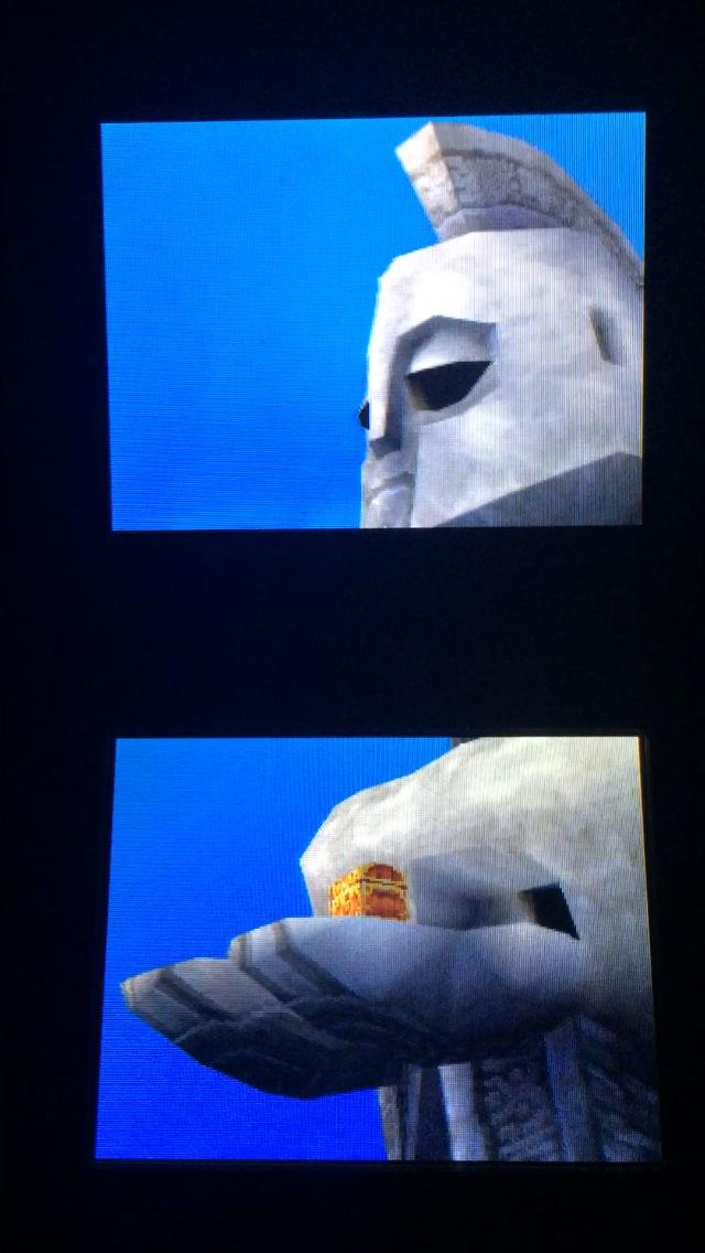 ドラクエ4 北米版 リヴァートンとコロッサスの巨像47