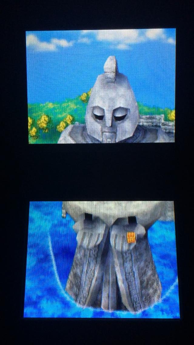 ドラクエ4 北米版 リヴァートンとコロッサスの巨像49